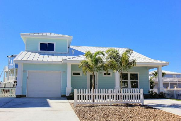 Click to enlarge image  - 156 Royal Sands - $489,0004BD / 3BA Home, 1862��sq ft Port Aransas, Texas