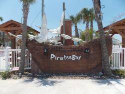 Pirates Bay Resort Port Aransas